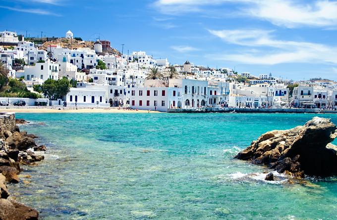 Grecia lua de mel