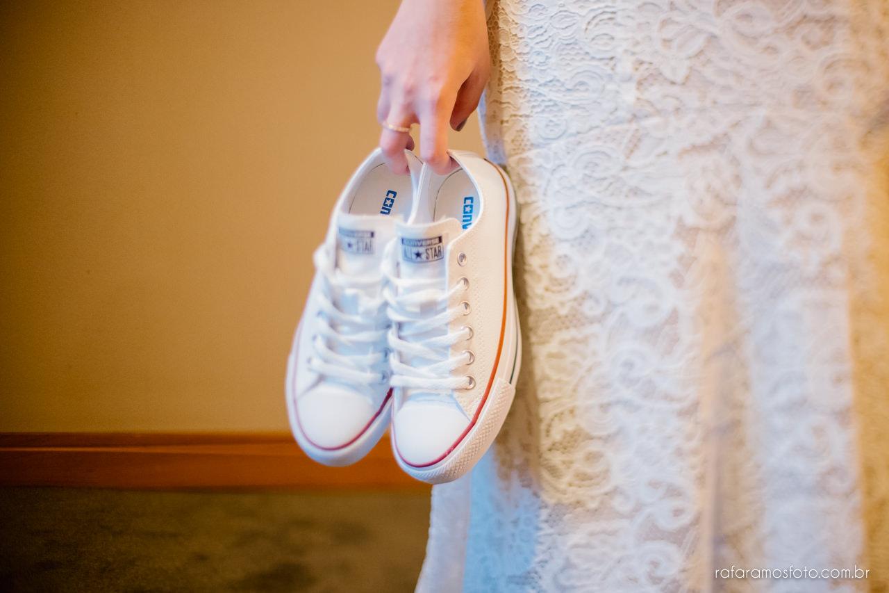 Noiva de All Star
