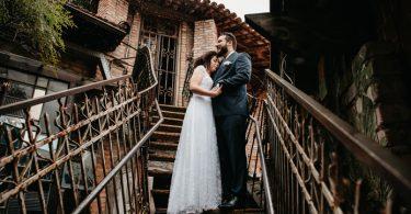 Mini wedding rústico romântico no restaurante o Velhão