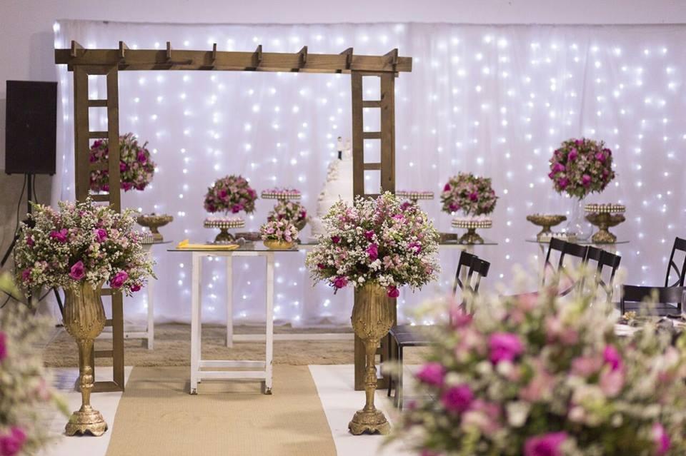 salão de iluminação de casamento barata