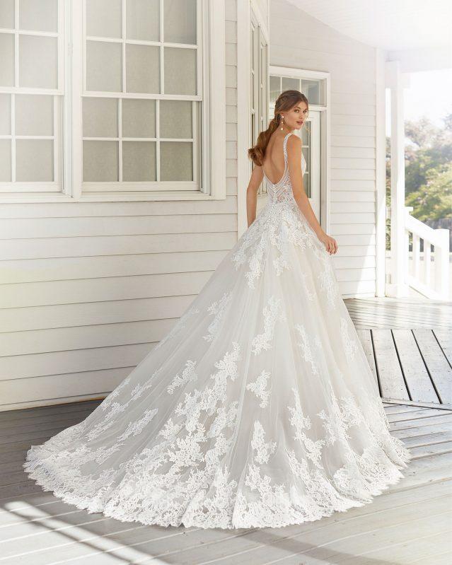 vestido de noiva 2020 de baile