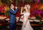 fotos do casamento de marcela do BBB