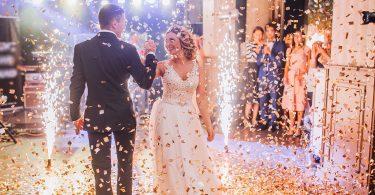 casamento em casa de festas