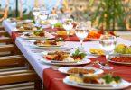 dicas para montar um jantar para casamento