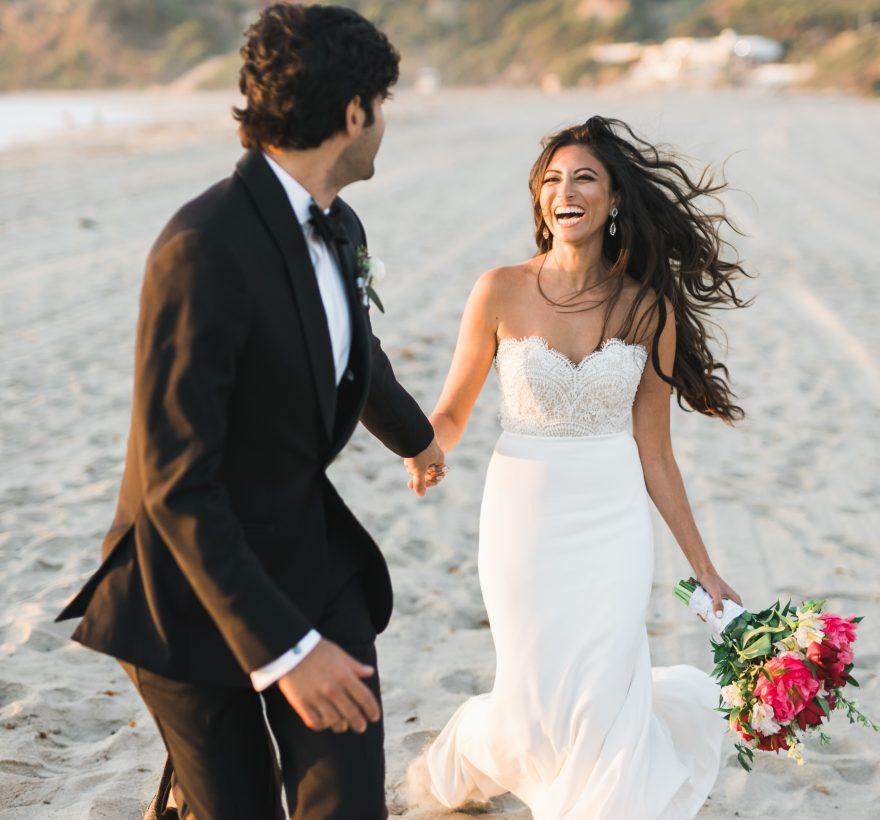 ensaio pré wedding na praia