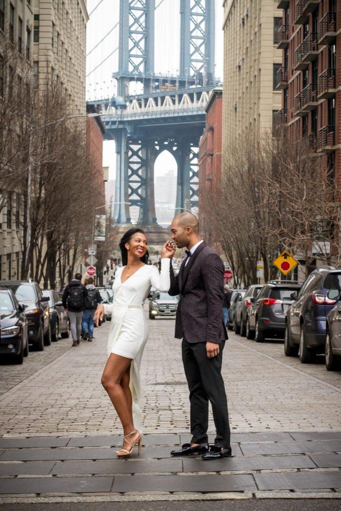 ensaio pré wedding na cidade