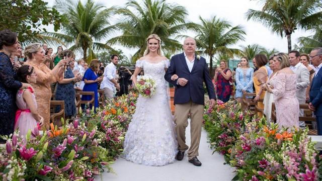 fotos do casamento de marcela BBB