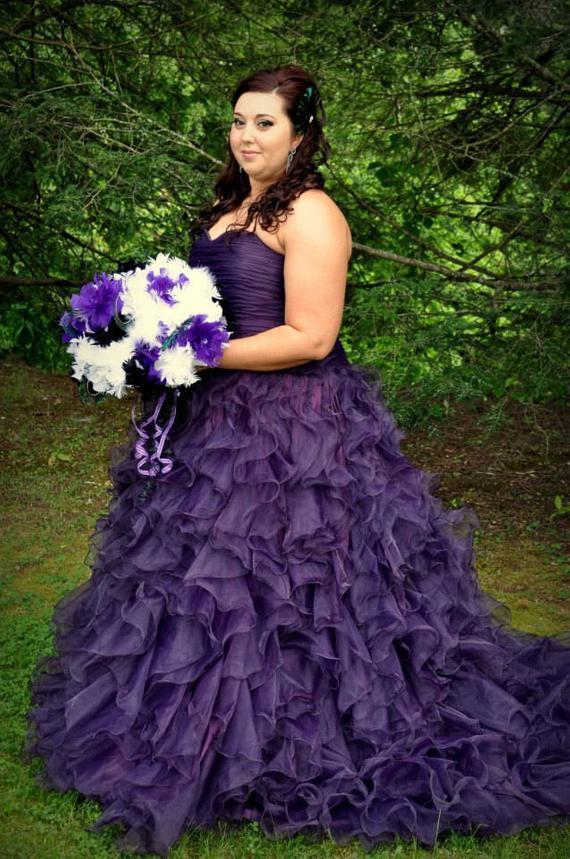 vestido de casamento plus size