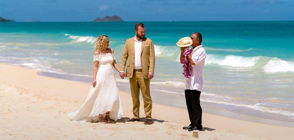 celebrar casamento na praia sem padre