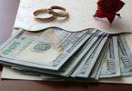 presente de casamento em dinheiro