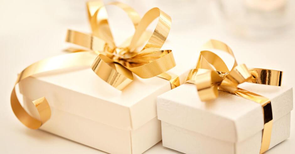 presente de casamento