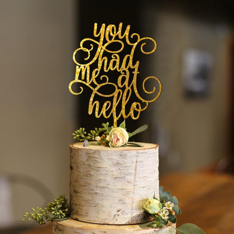 topper de bolo casamento com frases