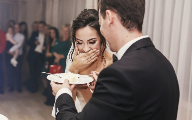 dicas de alimentação dos noivos