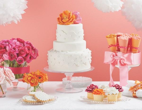 fotos de bolo de aniversário de casamento