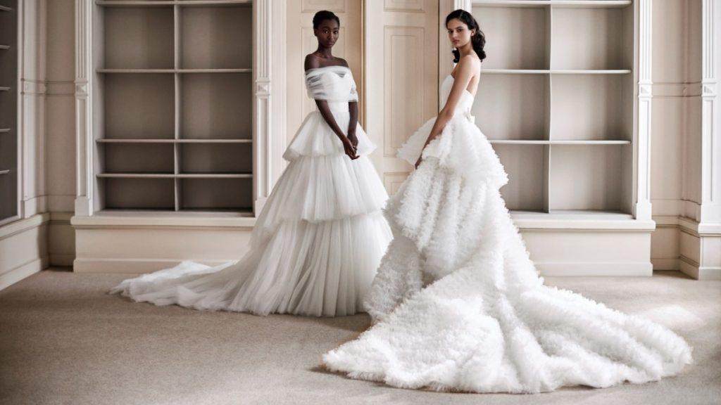 fotos e modelos de vestido de noiva moderno