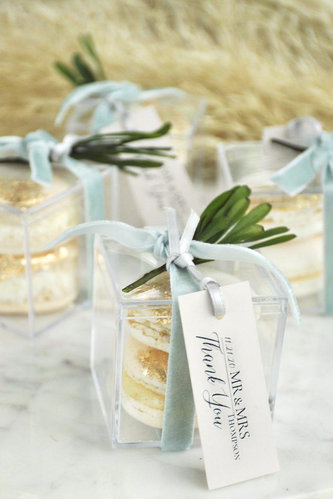 lembrancinhas de casamento criativas com biscoito