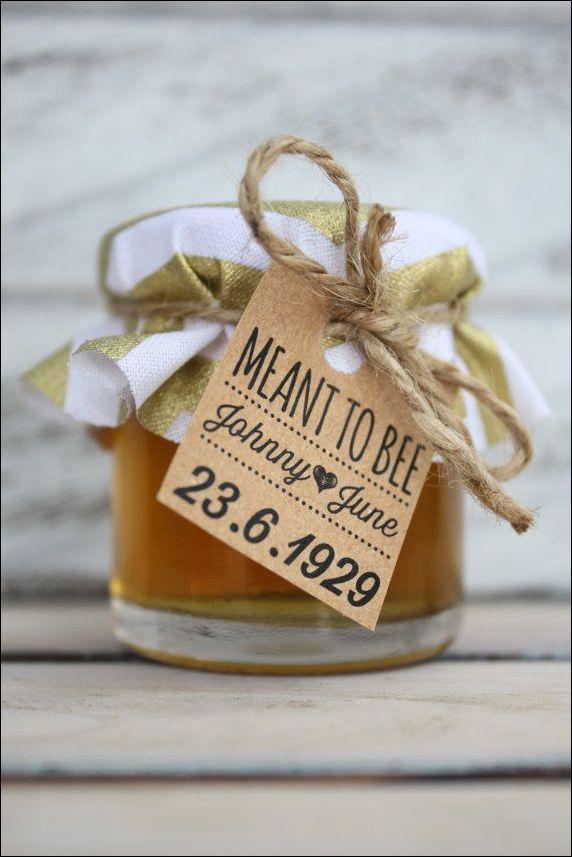 lembrancinhas de casamento criativas com mel