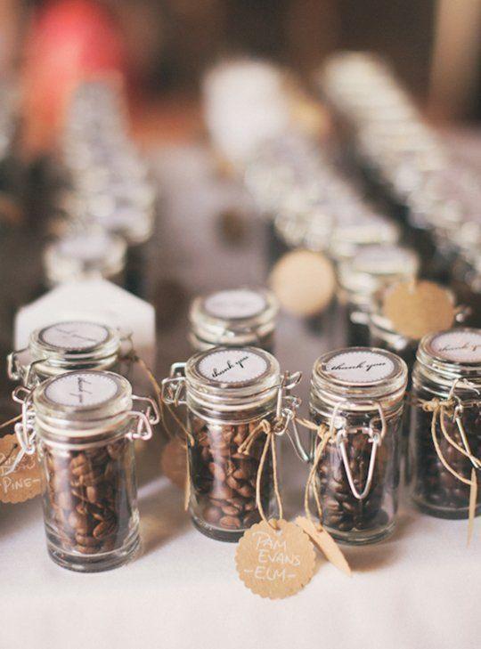 lembrancinhas de casamento criativas potinho de café