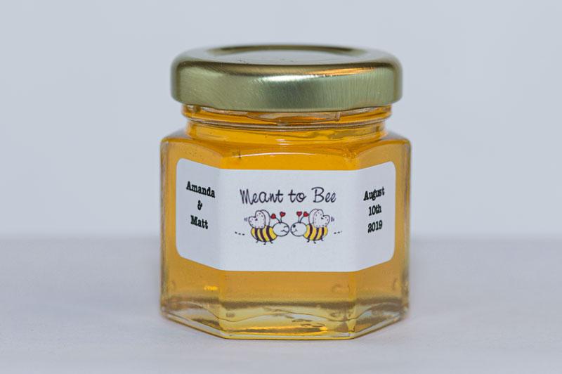 lembrancinhas de casamento criativas com mel natural