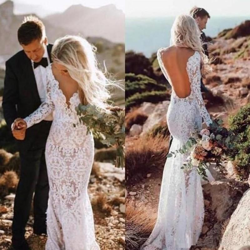 vestido de noiva para casar no campo