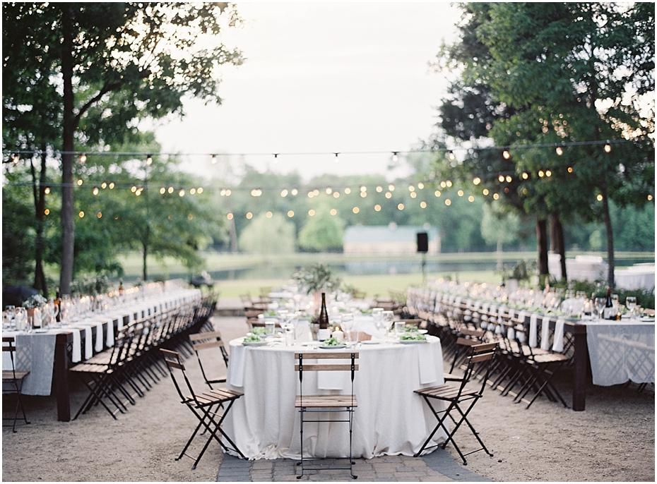 festa de casamento de dia