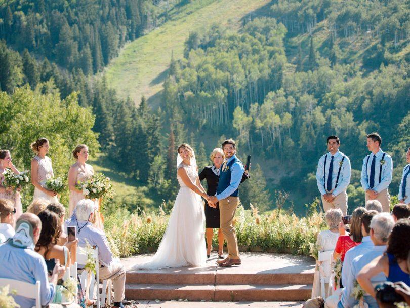 como fazer um casamento de dia